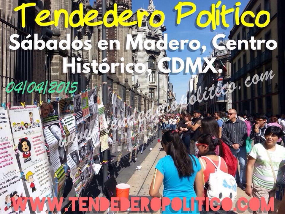 Tendedero04042015